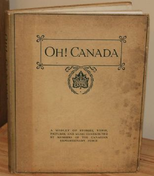 Oh! Canada by Canadian Expeditionary Force